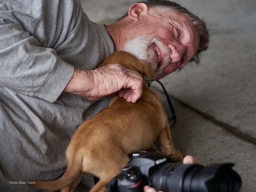Helping Animals To Survive volunteer photographer