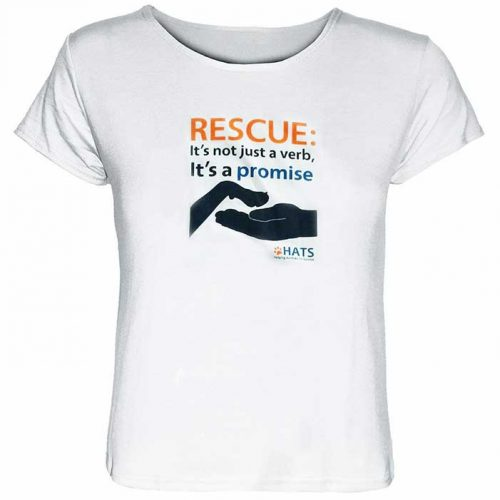 Rescue: It's a promise t-shirt